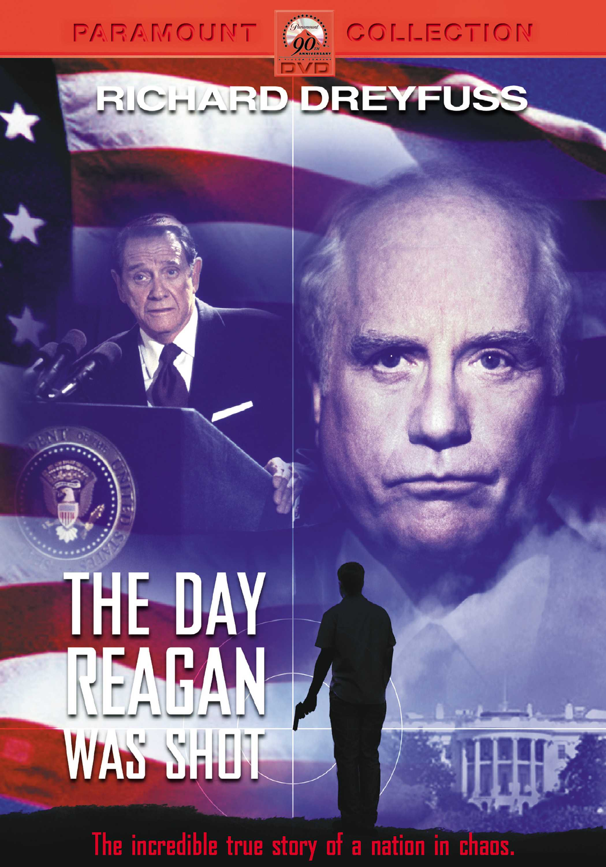 DAY REAGAN WAS SHOT BY DREYFUSS,RICHARD (DVD)
