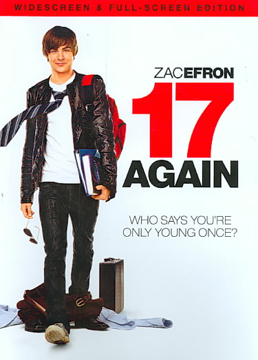 17 AGAIN BY EFRON,ZAC (DVD)